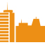 buildings-orange-icon