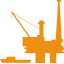 oil-gas-rig-orange-icon