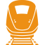 rail-train-orange-icon